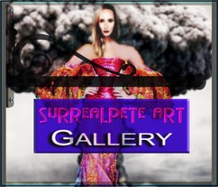 logo link to surrealpete gallery